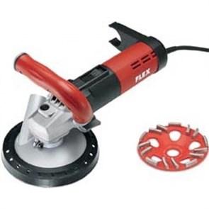 Компактная шлифовальная машина Flex для санационных работ, для шлифовки без пыли ? 125 LD 15-10 125