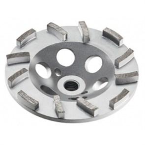 Алмазный шлифовальный круг тарельчатой формы Flex Beton-Jet D115 C M14