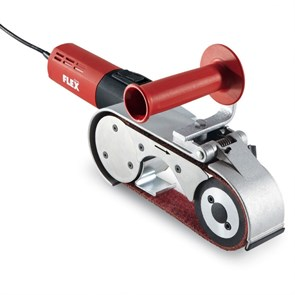 Ленточная машина Flex для шлифования сварных швов и труб мощностью 1200 Вт LBR 1506 VRA
