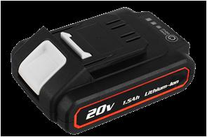 STATUS ABCTX 20-2Li / 1.5Ah аккумулятор