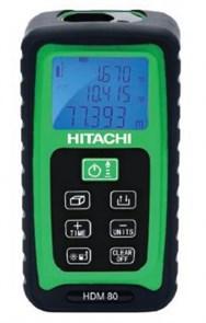 Дальномер лазерный HITACHI HDM 80