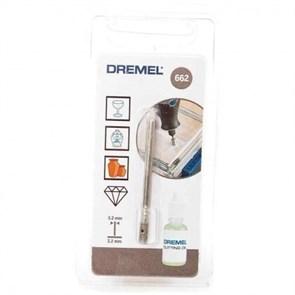 Сверло по стеклу Dremel 3,2 мм (662)