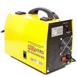 Аппарат сварочный бестрансформаторный RedVerg RD-MIG/MMA160 полуавтомат