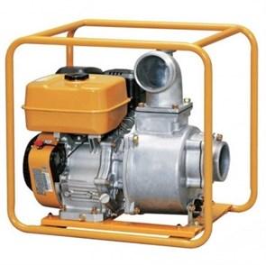 Мотопомпа Daishin  PTX 401 для перекачки чистой и загрязненной воды