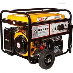 Генератор бензиновый RedVerg RD-G6500E