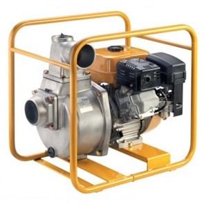 Мотопомпа Daishin PTX 401T*  для перекачки сильно загрязненной вода с твердыми частицами