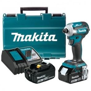 Шуруповерт аккумуляторный ударный Makita DTD171RFE