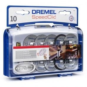SC690 Набор насадок speedclic Dremel