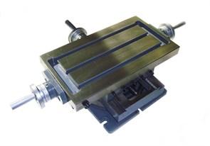 Стол 2-х координатный поворотный VISPROM KRS-425R