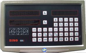 Монитор SINO SDS2-2L 2 оси разъём DB9 PROMA