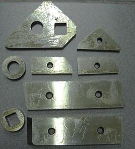 Комплект ножей для  NPP-7 (8 шт) PROMA