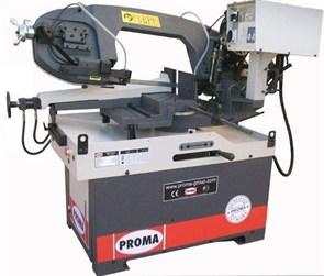 Полуавтоматический ленточнопильный станок по металлу PPS-270HPA PROMA