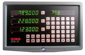 Монитор SINO SDS6-3V 3 оси разъём DB9 PROMA