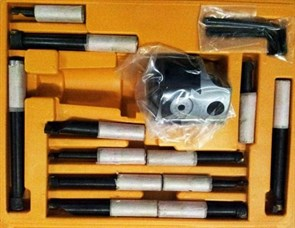 Расточная головка с набором резцов VH-75/12SET PROMA