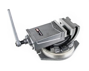 Машинные универсальные тиски с поворотным основанием SS-125 PROMA