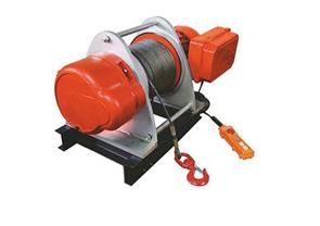Лебедка электрическая TOR KDJ-400A2 0,4 т 50 м 220V