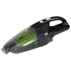 Greenworks G24HV, пылесос ручной аккумуляторный