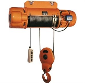 СТАЦ. Таль электрическая TOR ТЭК (CD) г/п 1,0 т 18 м