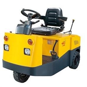 Тягач электрический TOR 5,0 т QDD50 (двигатель DC, цельнолитые шины)