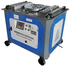 Станок для гибки арматуры TOR RCR50 36 мм с digital-панелью