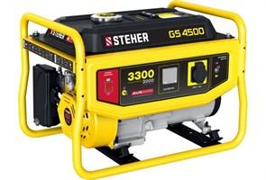 Бензиновый электрогенератор STEHER GS-4500