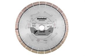Алмазный отрезной круг 230x22,23мм, «GP», для гранита «professional», Metabo, 628577000