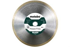 Алмазный отрезной круг 230x22,23мм, «SP-T», для плитки «SP», Metabo, 628557000