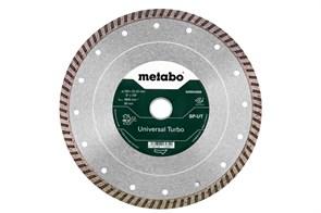 Алмазный отрезной круг 230x22,23мм, «SP-UT», универсальный Turbo «SP», Metabo, 628554000