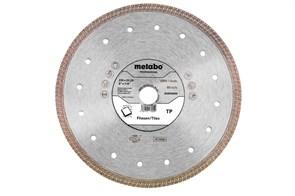 Алмазный отрезной круг 230x22,23мм, «TP», для плитки «professional», Metabo, 628580000