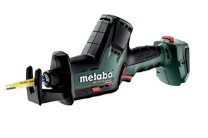 Metabo SSE 18 LTX BL Compact, аккумуляторная сабельная пила, 602366840