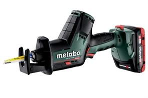 Metabo SSE 18 LTX BL Compact,  аккумуляторная сабельная пила, 602366800