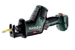 Metabo SSE 18 LTX BL Compact, аккумуляторная сабельная пила, 602366850