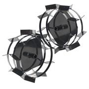 Грунтозацепы  ПАТРИОТ (Все мотоблоки) (диаметр 400мм, ширина 180мм) (пара) ГР3 400.180.д30 Россия