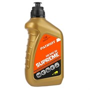 Масло PATRIOT SUPREME HD SAE 30 4Т 0,946.л