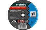 Flexiamant super 230x2,5x22,23, сталь, TF 42, Metabo, 616103000