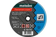 Flexiamant super 230x2,5x22,23, сталь, TF 41, Metabo, 616115000
