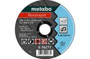 Novorapid 125 x 1,0 x 22,23, Inox, TF 41, Metabo, 616271000