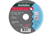 Flexiarapid super 125x1,6x22,23, Inox, TF 41, Metabo, 616222000
