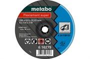 Flexiamant super 180x6,0x22,23, сталь, SF 27, Metabo, 616277000