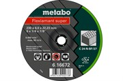 Flexiamant super 125x6,0x22,23, камень, SF 27, Metabo, 616731000