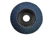 Ламельный шлифовальный круг, 115 мм, P 80, SP-ZK, Metabo, 623146000