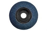 Ламельный шлифовальный круг, 125 мм, P 40, SP-ZK, Metabo, 623147000
