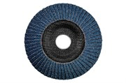 Ламельный шлифовальный круг, 125 мм, P 80, SP-ZK, Metabo, 623149000