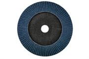 Ламельный шлифовальный круг, 178 мм, P 60, SP-ZK, Metabo, 623151000
