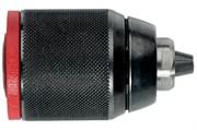 Быстрозажимной сверлильный патрон Futuro-plus S1M 13 мм, 1/2, Metabo, 636621000