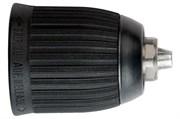 """Быстрозажимный сверлильный патрон Futuro Plus, S1, 10 мм, 3/8"""", Metabo, 636615000"""