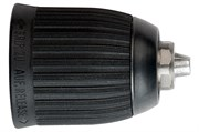 """Быстрозажимный сверлильный патрон Futuro Plus, S1, 13 мм, 1/2"""", Metabo, 636617000"""