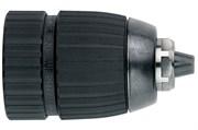 """Быстрозажимный сверлильный патрон Futuro Plus, S2, 10 мм, 3/8"""", Metabo, 636612000"""