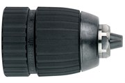 """Быстрозажимный сверлильный патрон Futuro Plus, S2, 13 мм, 1/2"""", Metabo, 636614000"""