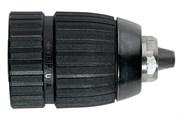 """Быстрозажимный сверлильный патрон Futuro Plus, H2, 10 мм, 3/8"""", Metabo, 636518000"""
